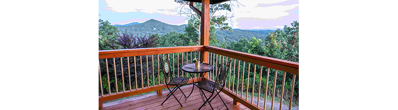 Vacation Cabin Rental | Enchanted Mountain Retreats, Vacation Rentals & Property Management | Blairsville, GA | (706) 781-3892<br/>Toll Free (877) 307-3367